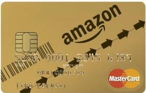 Amazon Master Card ゴールド
