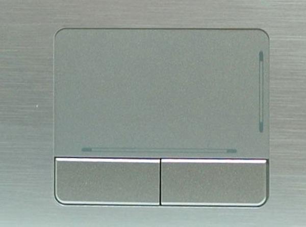 WindowsPCのトラックパッド