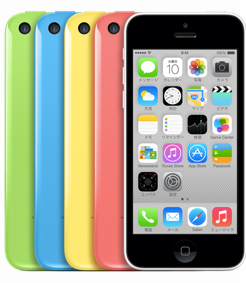 iPhone5S・5C