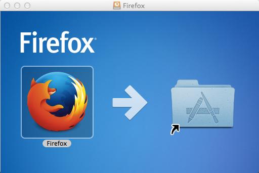 Firefoxはソフトの作りが親切