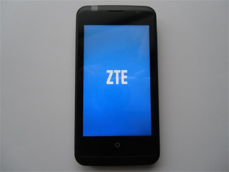 ZTEのロゴ