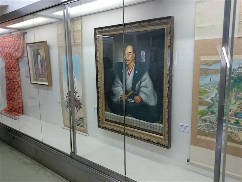 どこかで見覚えのある肖像画