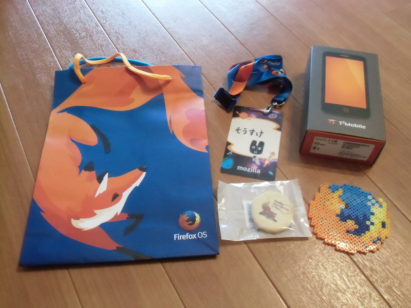 Mozilla Open Web Day in Tokyoでの収穫物