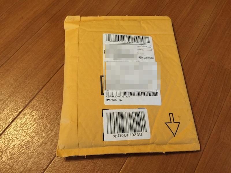 米アマゾンからの荷物