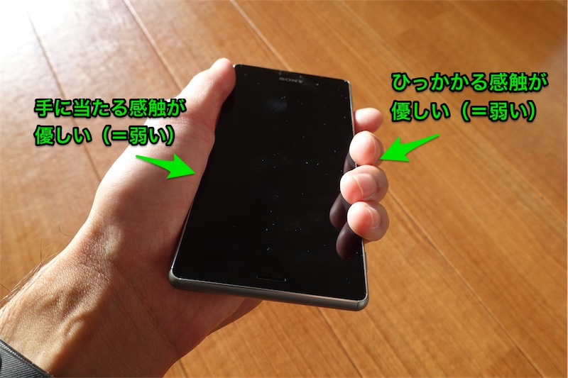 Xperia Z3-Softbank
