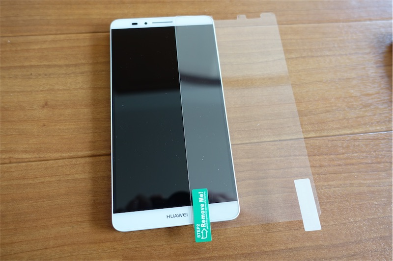 Ascend Mate7 用の画面保護フィルム