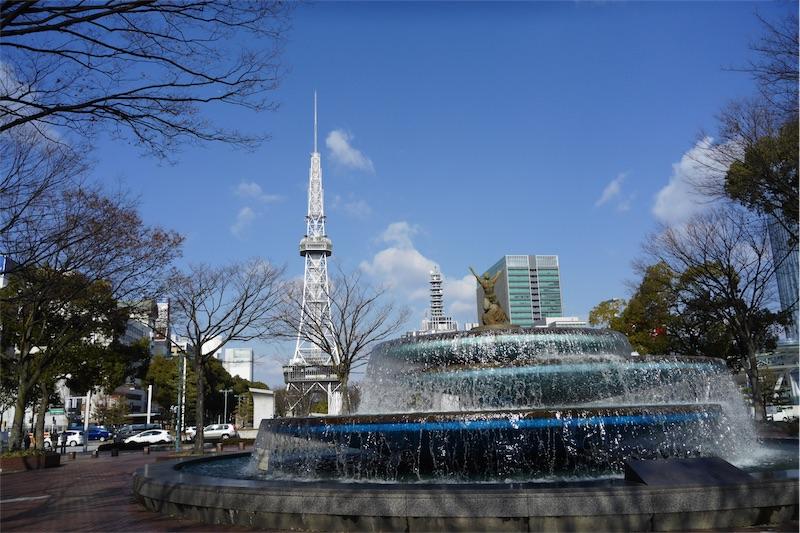 DMC-CM1で撮影した名古屋の街