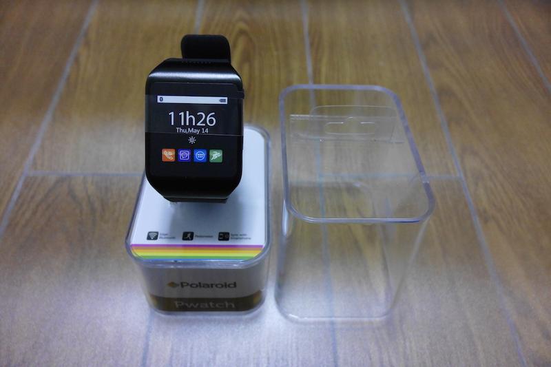 Polaroid Pwatch
