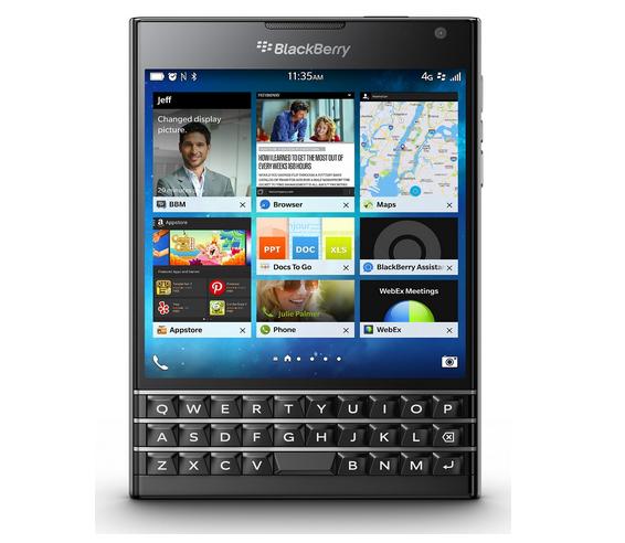 BlackBerry Passportの価格情報まとめ