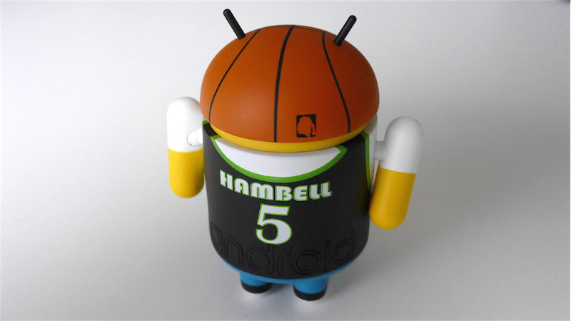 Android Robot フィギュア mini collectible series 05
