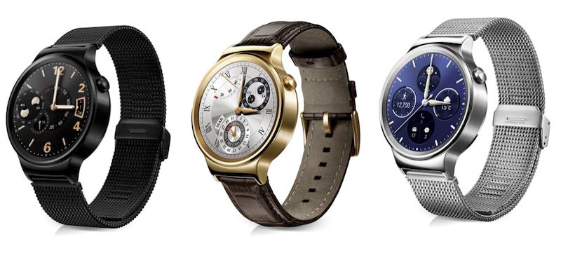 Huawei Watchの予約情報
