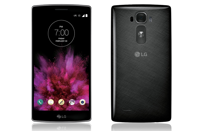 LG G Flex 2 Platinum Silver
