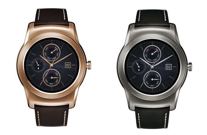 LG Watch Urbaneの予約情報