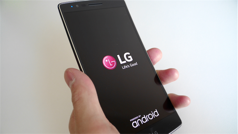 LG G Flex 2の開封の儀&外観レビュー