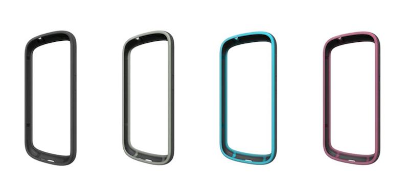 YotaPhone2専用バンパーケース