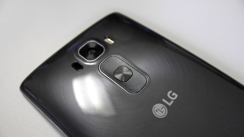 LG G Flex 2を強制的に再起動させる方法