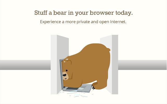 Tunnel BearがChomeプラグイン版がリリース