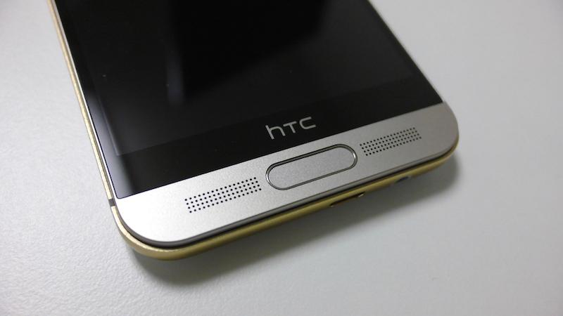 HTC One M9+ 開封の儀&外観レビュー