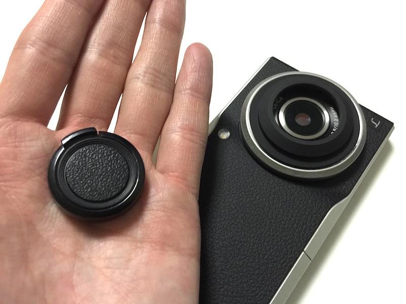 COTTAのCM1専用レンズカバー