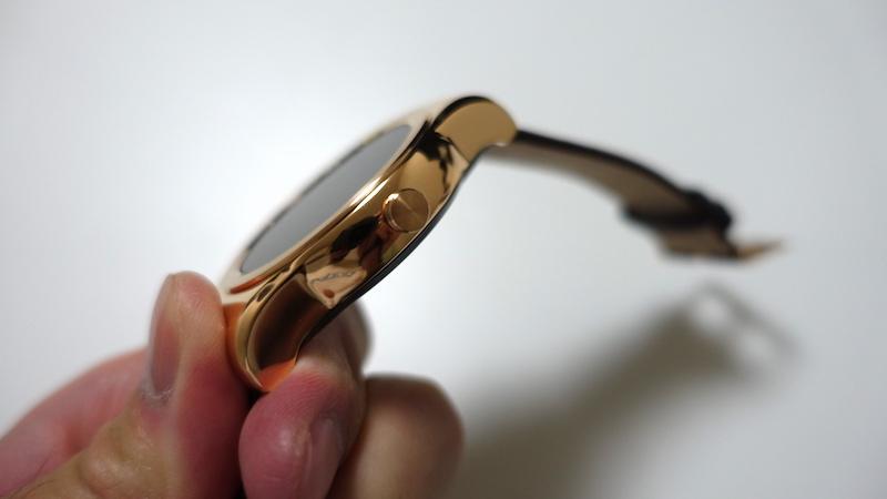 LG Watch Urbane W150開封の儀&外観レビュー