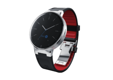 Alcatel OneTouch Watchの仕様と機能