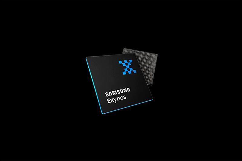 チップイメージ(Samsung Exynos)