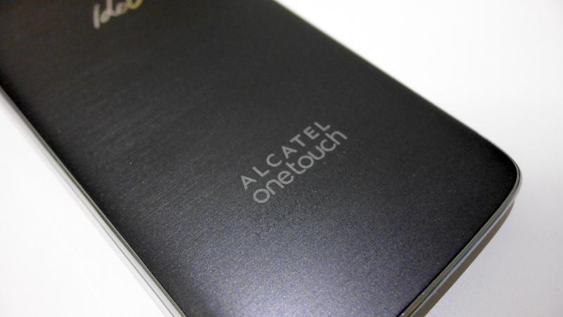 Alcatel Onetouch idol3 開封の儀&外観レビュー