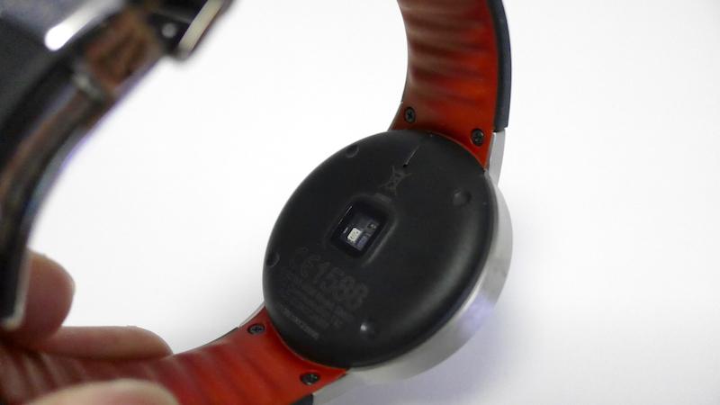 Alcatel Onetouch Watch 開封の儀&外観レビュー