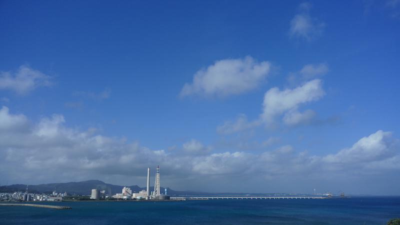 LUMIX DMC-CM1のintelligent Auto Plusモードで撮影した沖縄の写真