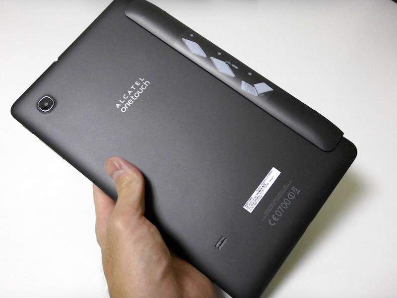 Alcatel Onetouch Pop10 開封の儀&ファーストインプレッション