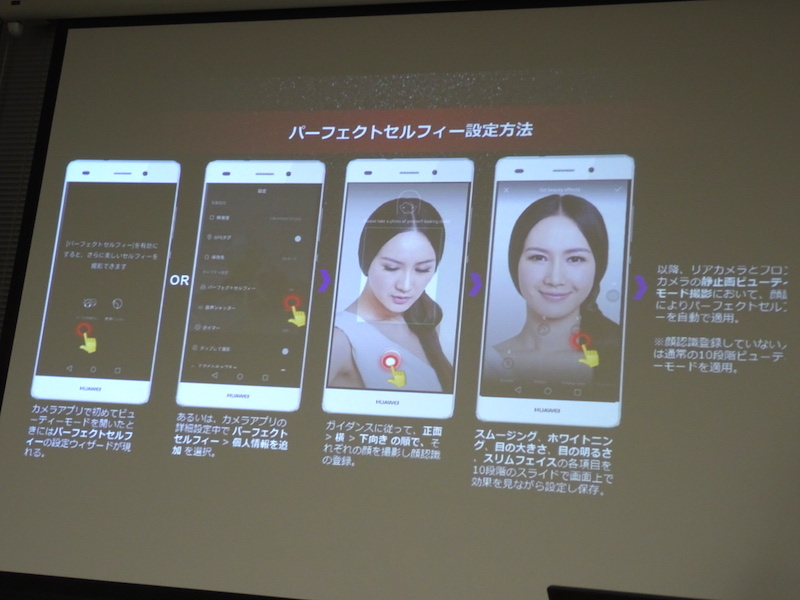 Huaweiブロガーイベント