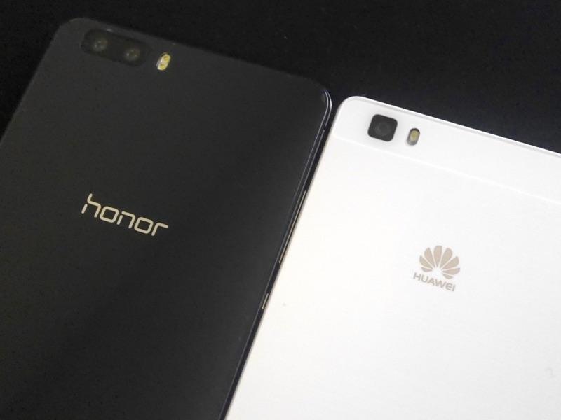 Honor 6 PlusとP8 liteのカメラを比較