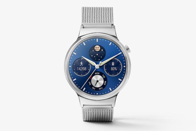 Huawei Watch、Moto360のスペック比較