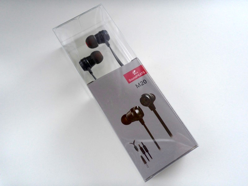 SoundPEATS M20