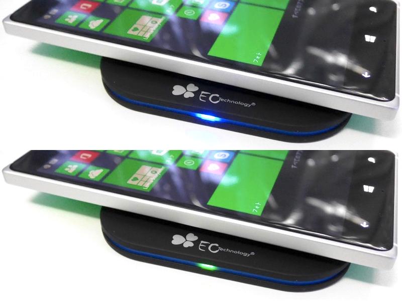 EC Technology 142W Qi ワイヤレス充電パッド