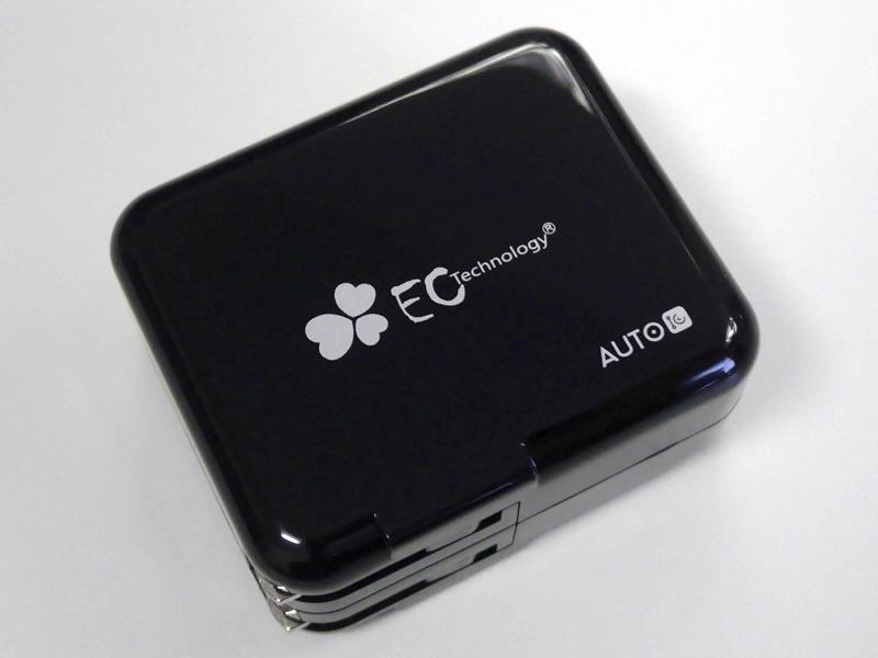 EC Technology C10-SS3U 3ポートUSB急速充電器