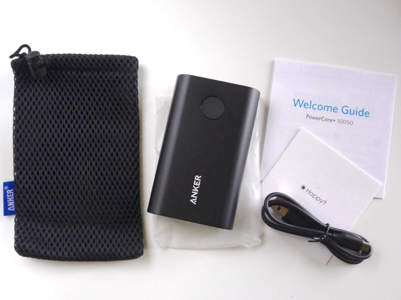 Anker PowerCore+ 10050 A1310