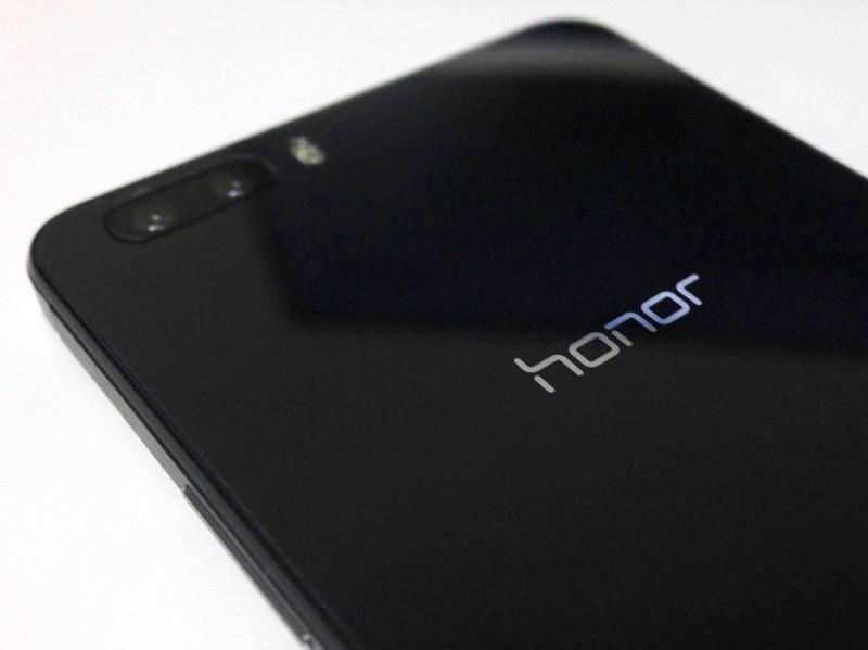 Huawei Honor 6 Plusのライトペインティングモード(シルキーウォーター)