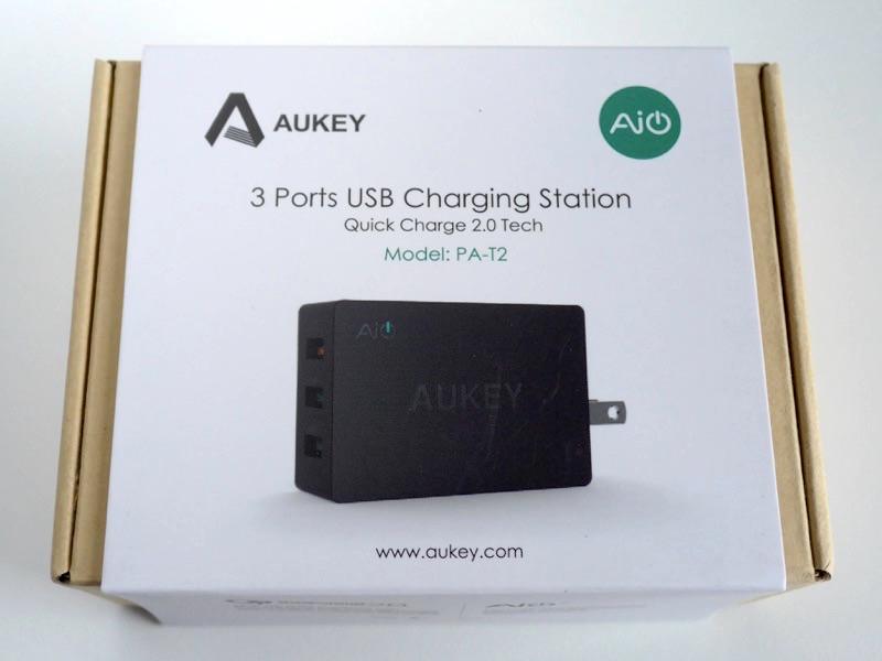 Aukey PA-T2 B016ZGQ3BW
