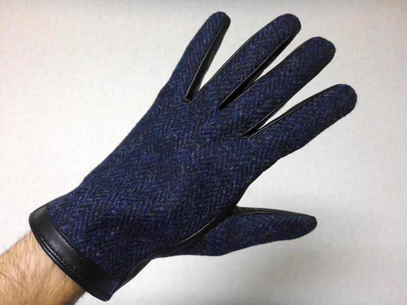 Hamee ハミィ ハリスツイード スマホ手袋 B01766BS7E