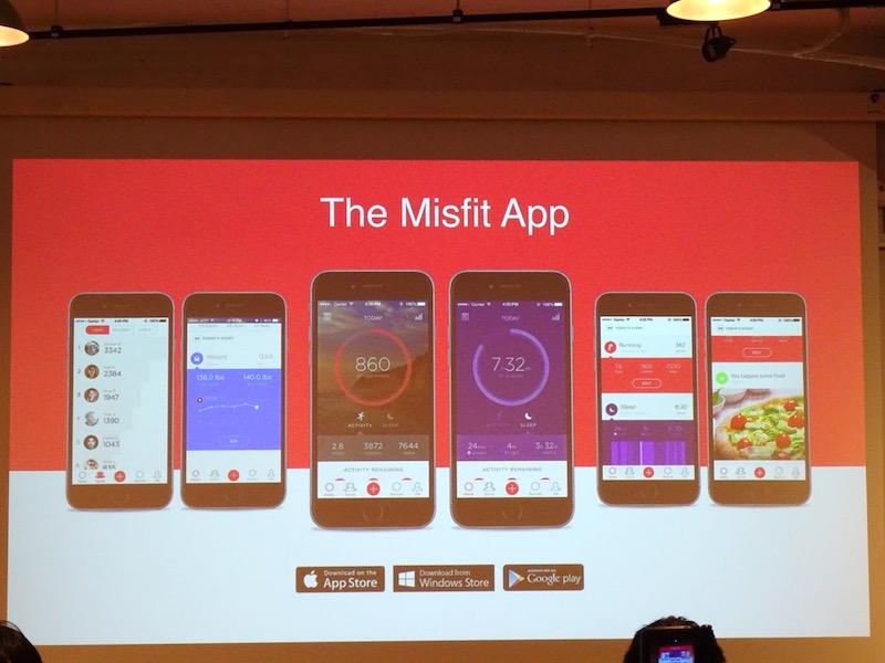 MISFITオープンプレスカンファレンス