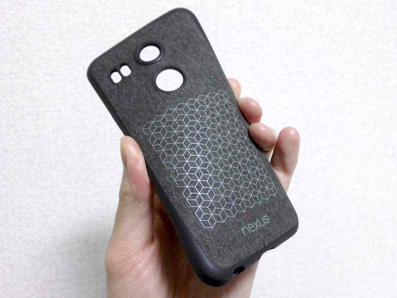 Google純正 Nexus 5X ケース