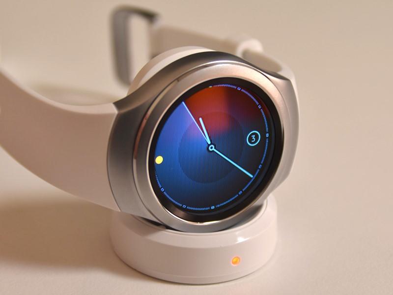 Samsung Gear S2 SM-R7200 Silver