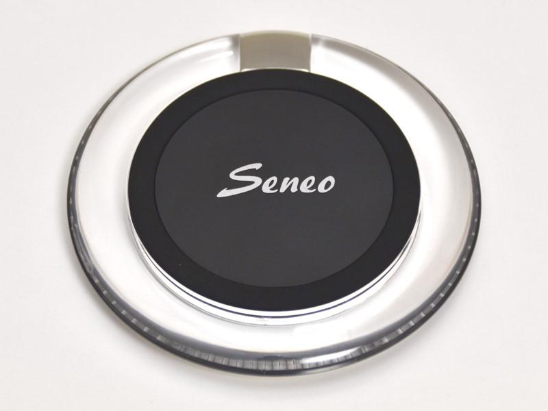 Seneo Qi SWC1-GTX ワイヤレス 充電パッド