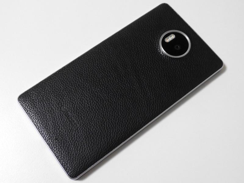MOZO 950XLBBSWN Microsoft Lumia 950 XL Black Silver