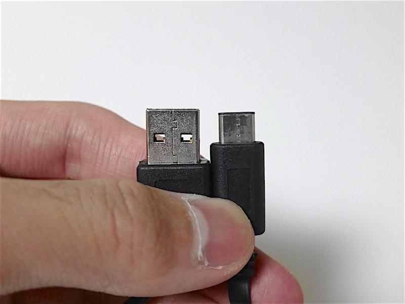 @TREND USB Type-C リール式ケーブル TTN-RL-USBAM2CM-BK3
