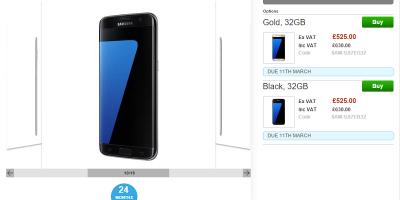 Clove Samsung Galaxy S7 edge