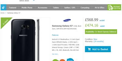 Handtec Samsung Galaxy S7