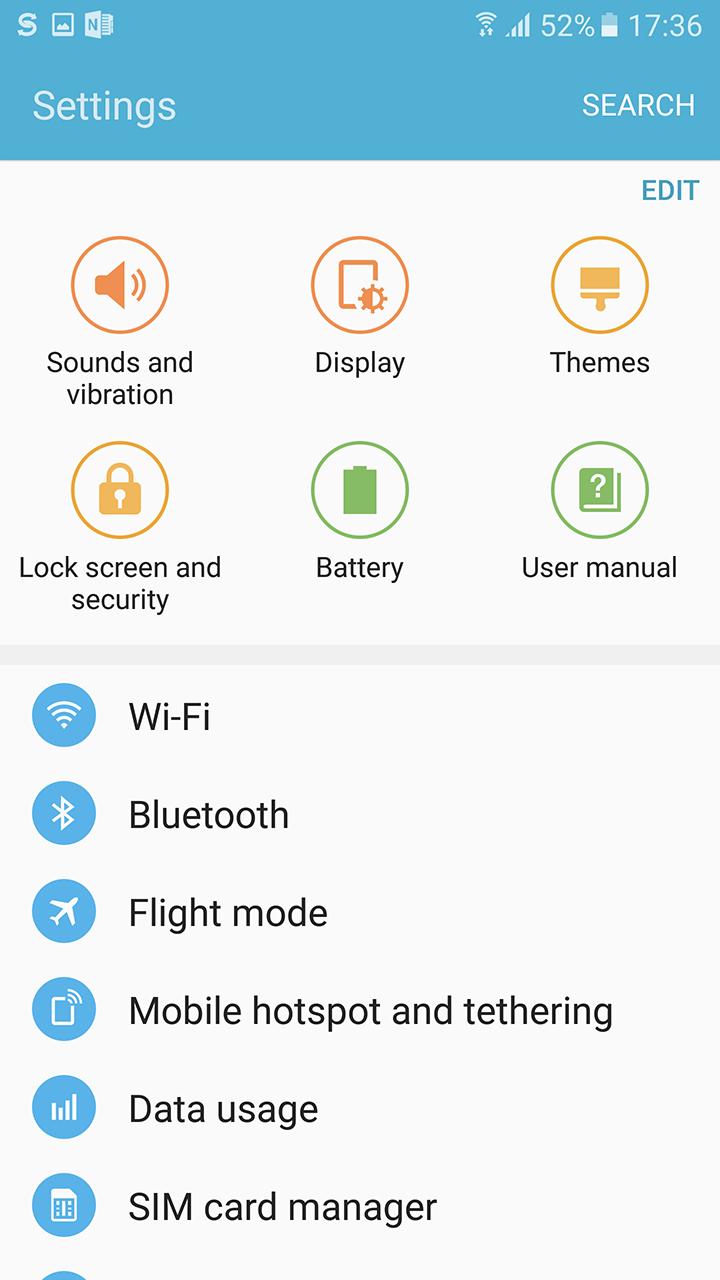 Samsung MoreLocale 2 Galaxy S7