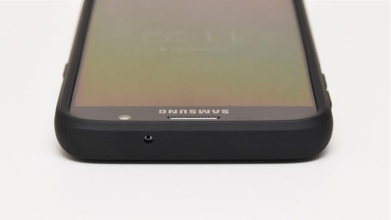 Spigen Galaxy S7 カプセル ウルトラ ラギッド